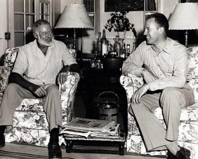 Ernest Hemingway in Cuba