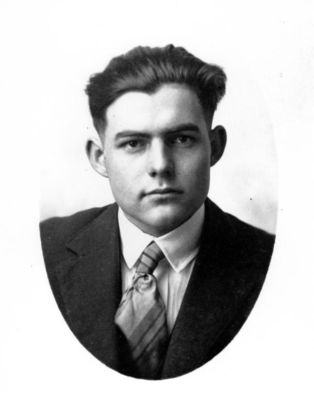 Ernest Hemingway Early Years