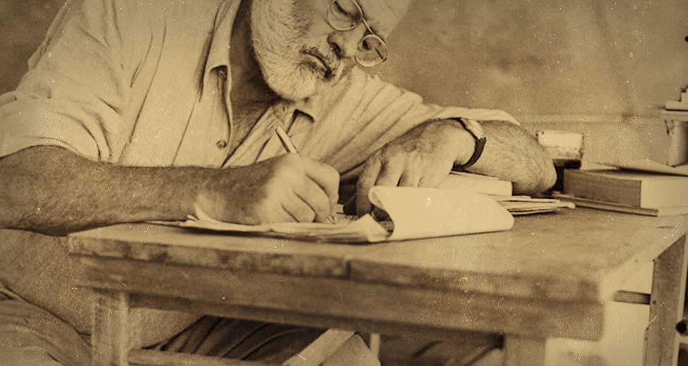 Ernest Hemingway Eyewear