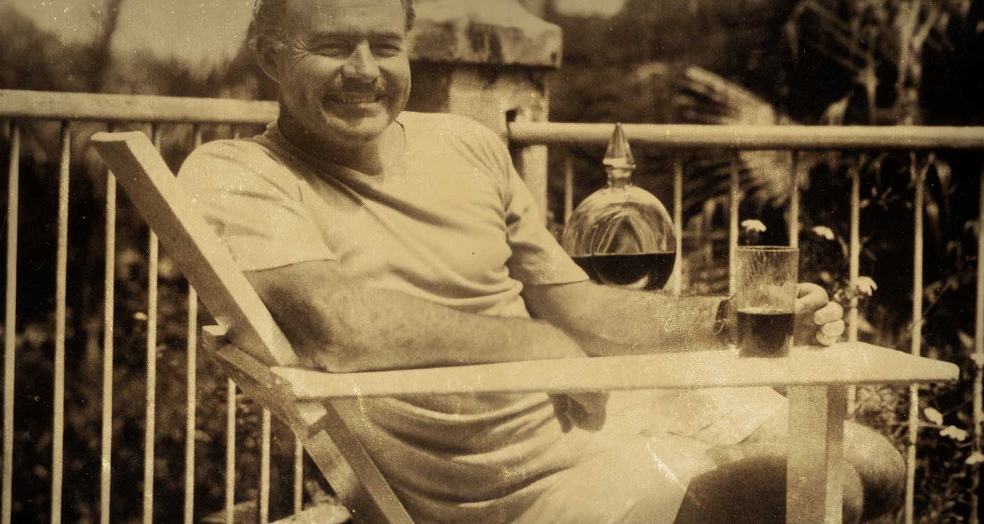 The Ernest Hemingway Collection Of Outdoor Furniture